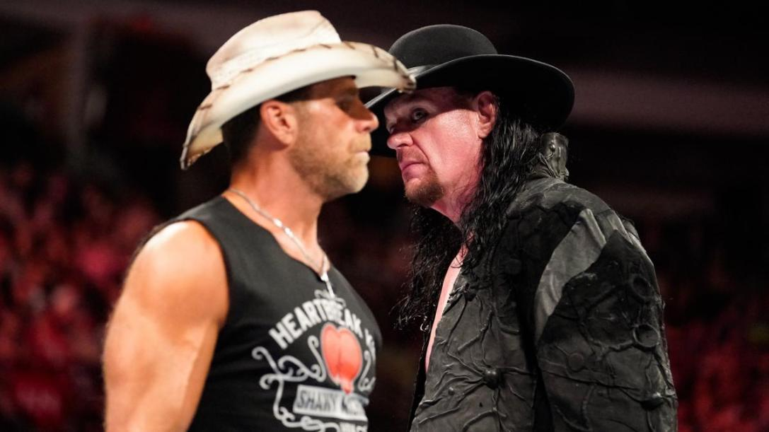 The Undertaker HBK