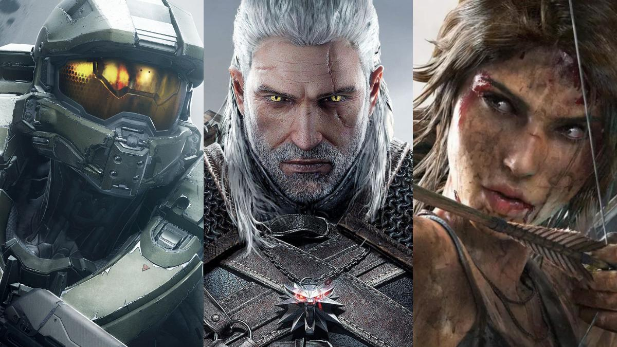 20 best video game heroes of all