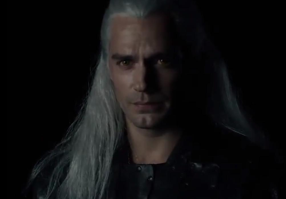 Cavill Geralt
