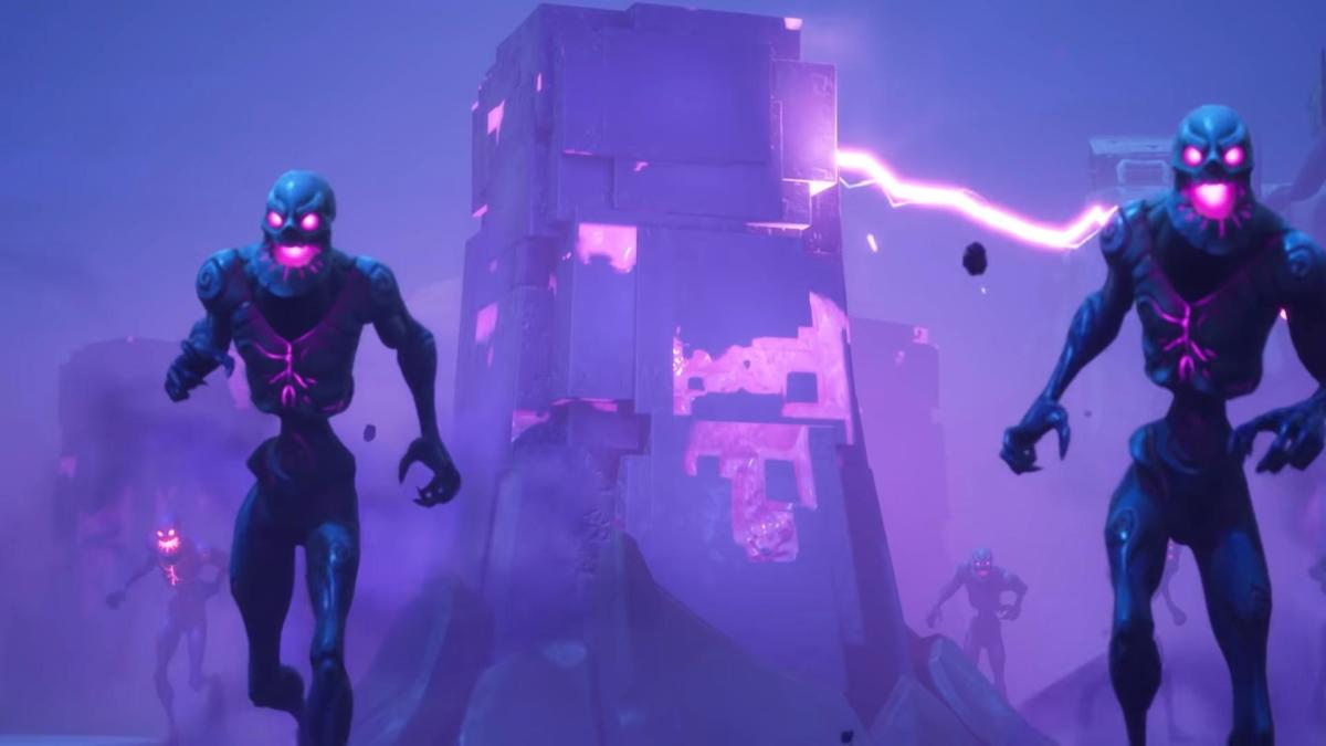 Fortnitemares Trailer Reveals Zombies For Fortnite Battle Royale