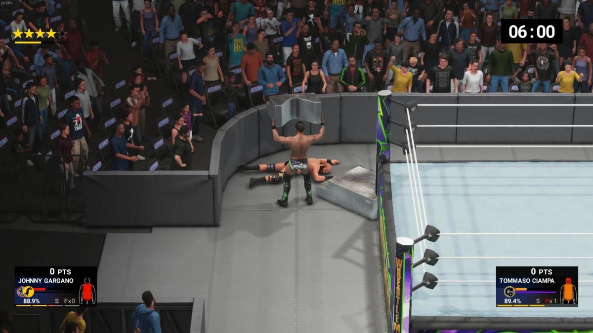 WWE 2k19 tips 5