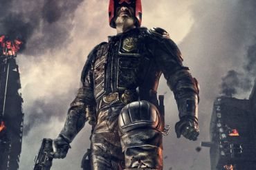 Dredd movie
