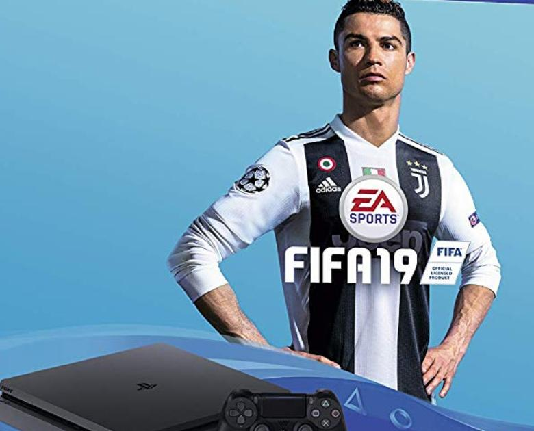 FIFA 19 PS4 Slim