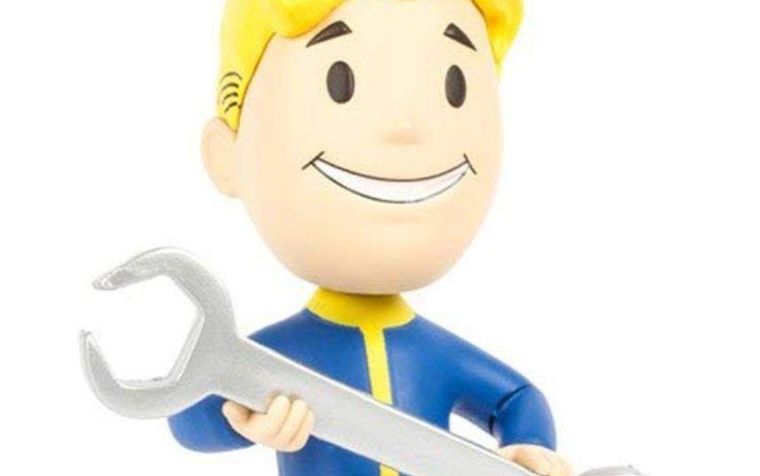Fallout Bobblehead