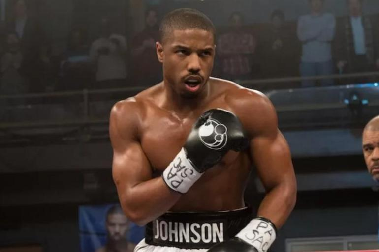 Michael B. Jordan as Adonis Creed in Creed 2