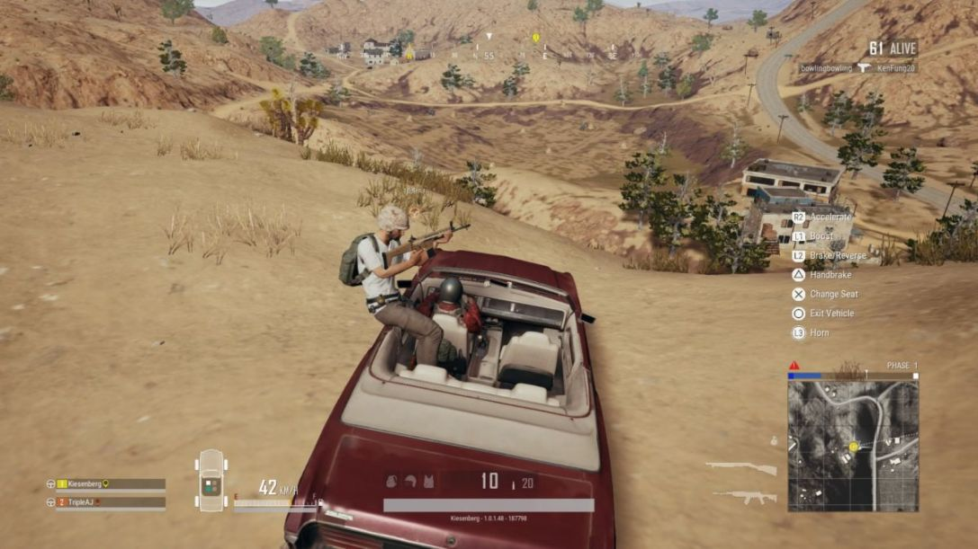 PlayerUnknown's Battlegrounds (PS4) REVIEW - The Premium