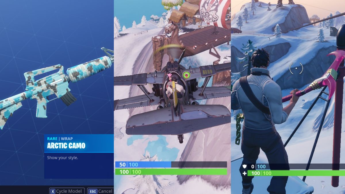 Fortnite Season 7 Map Changes