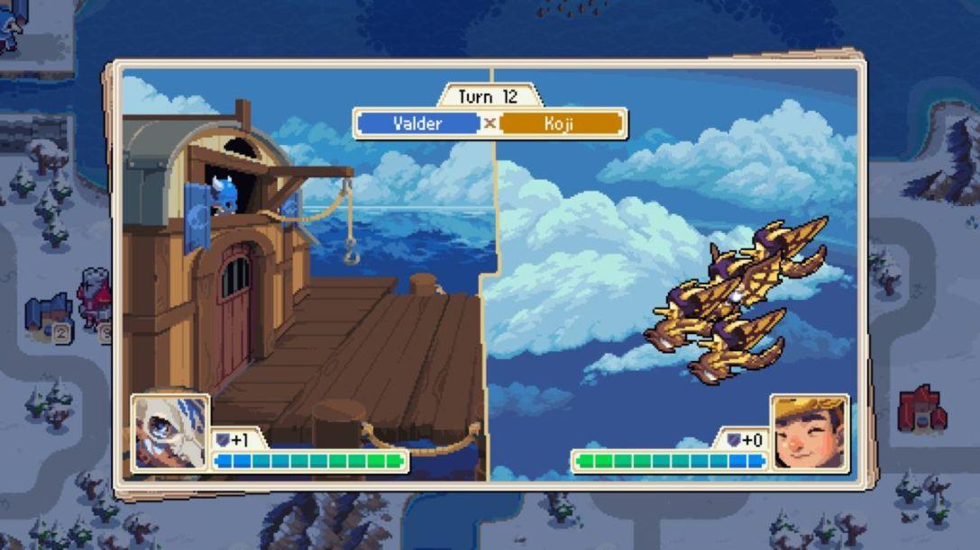 Wargroove game