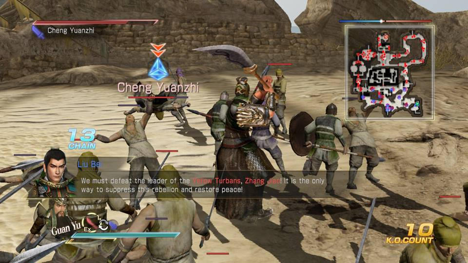 dynasty warriors 8 xtreme legends guide