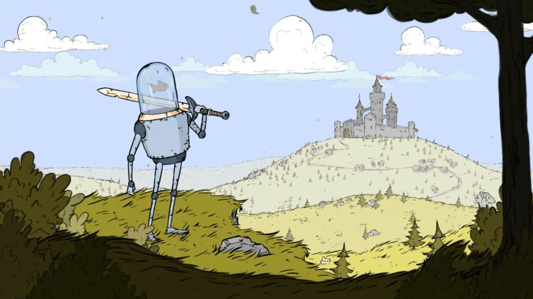 Feudal Alloy game
