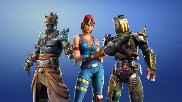 Fortnite v7 30 Leaked Skins Include Snowfall Skin The