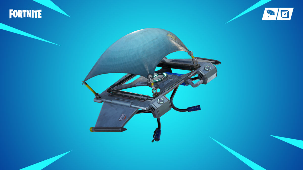 Fortnite glider redeploy
