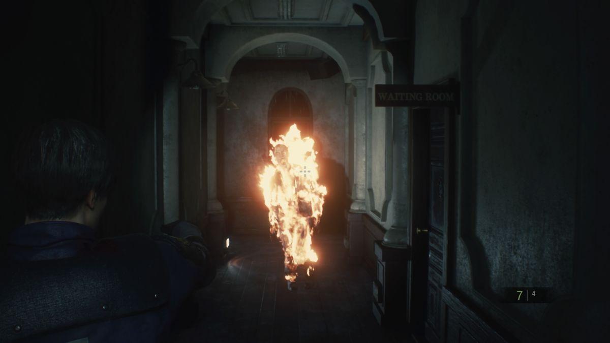 Resident Evil 2 review