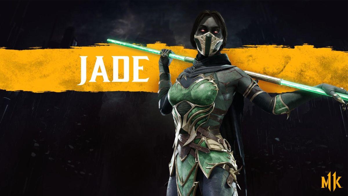 Fan Favourite Jade Confirmed For Mortal Kombat 11 Cultured Vultures