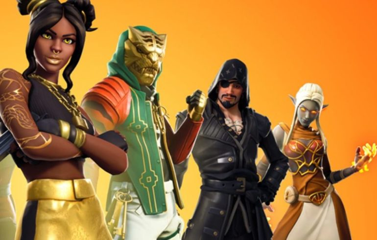 Fortnite May Be Borrowing Apex Legends' Respawning Soon Too