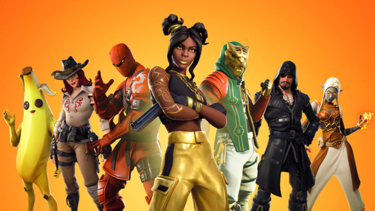 Fortnite Season 8 Battle Pass Skins Luxe Blackheart Hybrid Peely