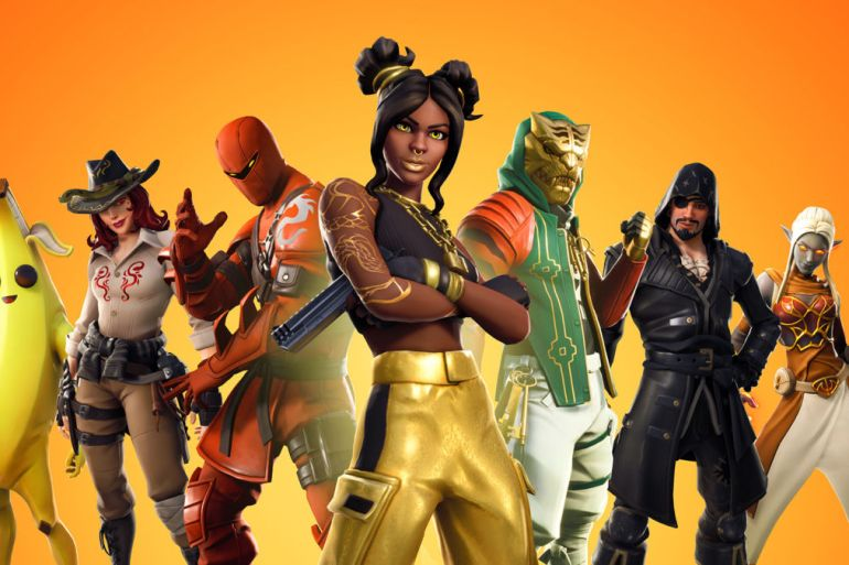 Fortnite Season 8 Battle Pass skins 1