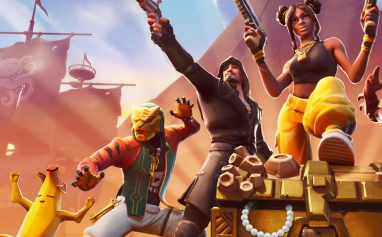 Fortnite Season 8 Guide Visit A Wooden Rabbit A Stone Pig And A