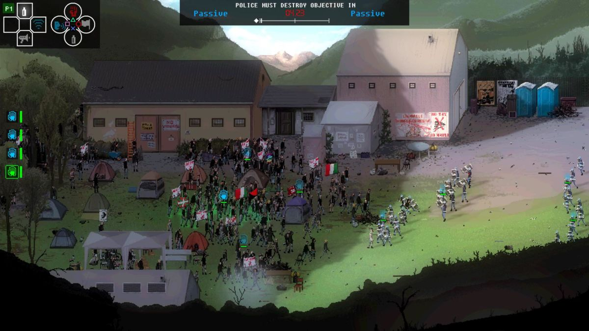 Riot Civil Unrest review