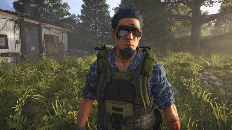 Making A Monster In The Division 2's Character Creator | Cultured