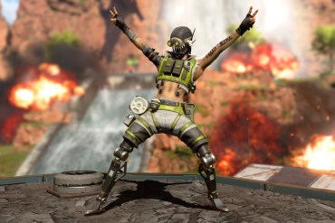 Apex Legends Octane 1