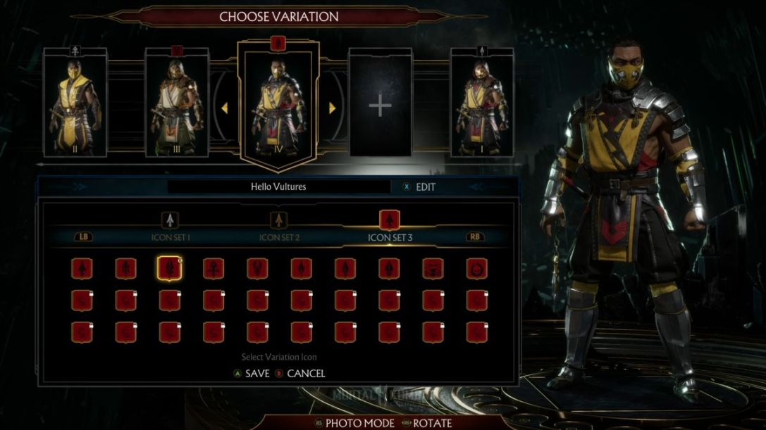 Mortal Kombat 11 S Custom Variations Could Be Its Best Feature