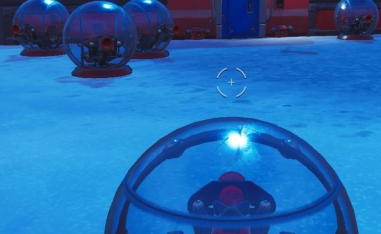 fortnite season 8 use the baller in different matches baller locations map - baller spawn fortnite