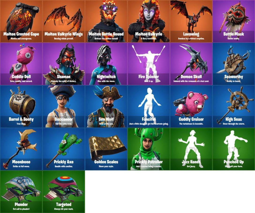 fortnite v8 20 skins - fortnite packs skins