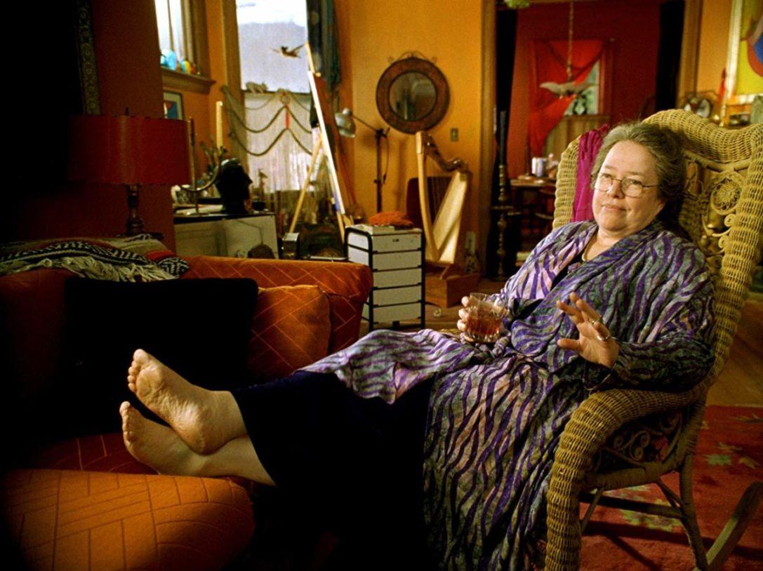 Kathy Bates About Schmidt