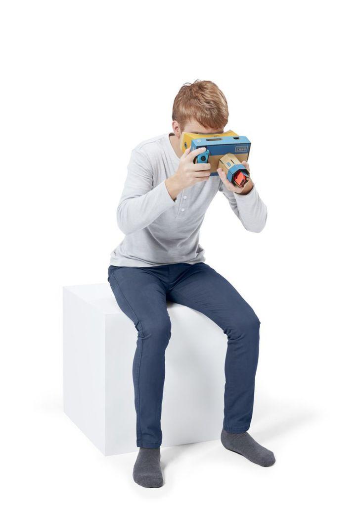 Labo VR 1