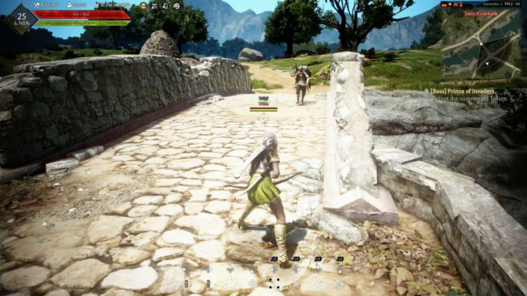 Black Desert (Xbox One) REVIEW - Pretty Yet Desolate