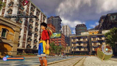One Piece World Seeker 3