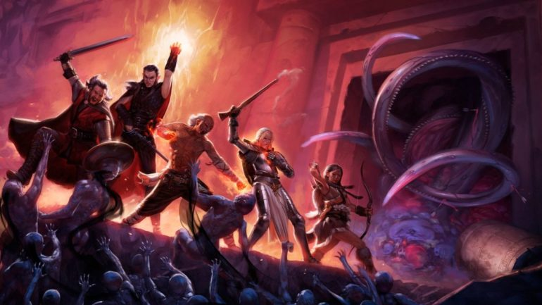 Pillars of Eternity conjures up a Switch port next month