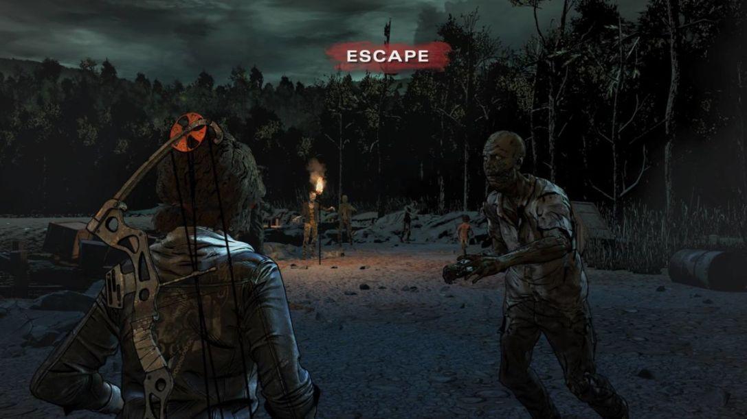 Telltale's The Walking Dead Take Us Back 3