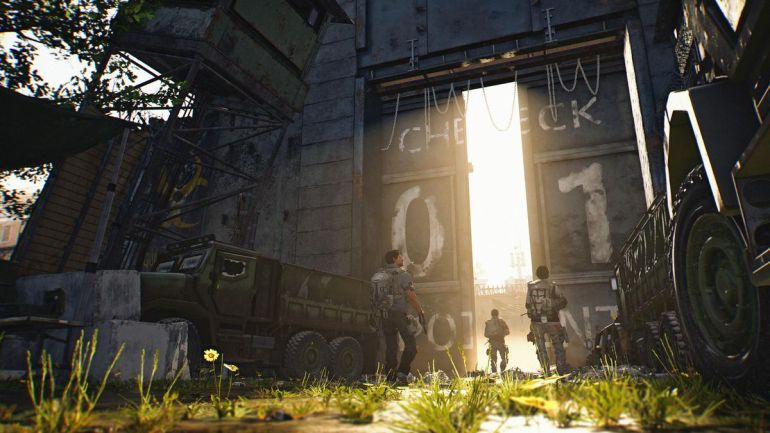 The Division 2 Dark Zones
