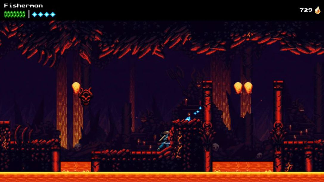 The Messenger PS4 3