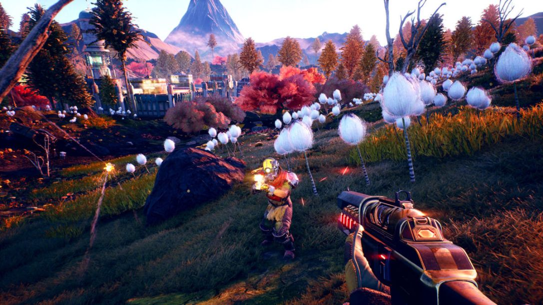 The Outer Worlds screens 1