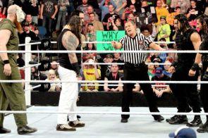 The Shield vs. The Wyatt Family, Elimination Chamber 2014
