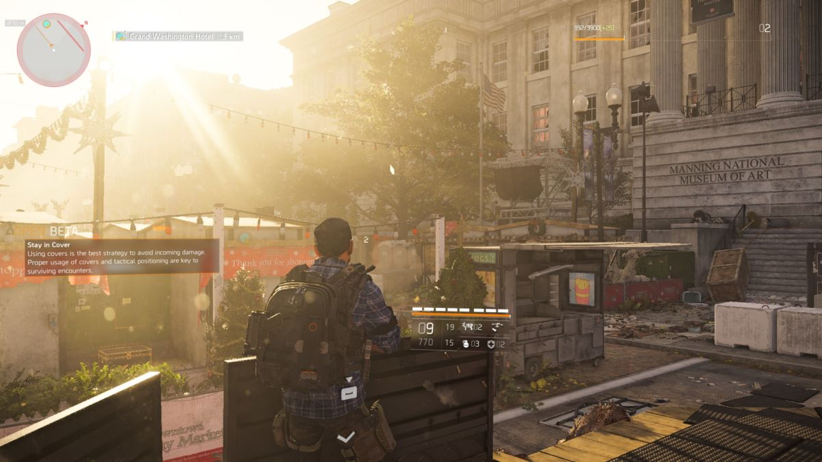 The Division 2 Is More Of The Same, But Different | Cultured Vultures