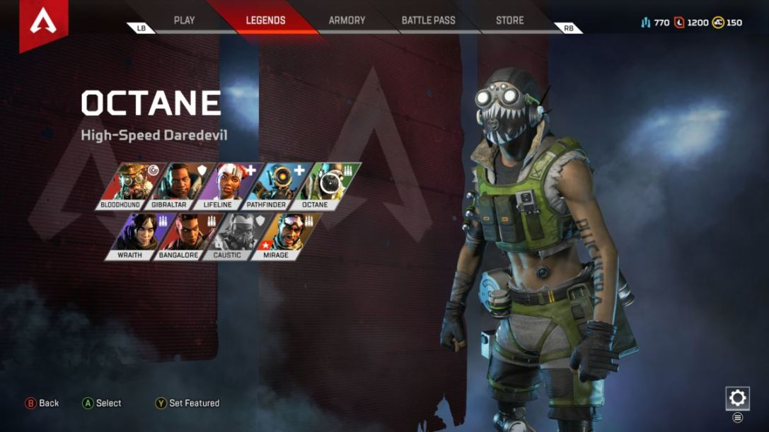 Apex Legends: Ranking The Legends From Best To Worst (Season 2)