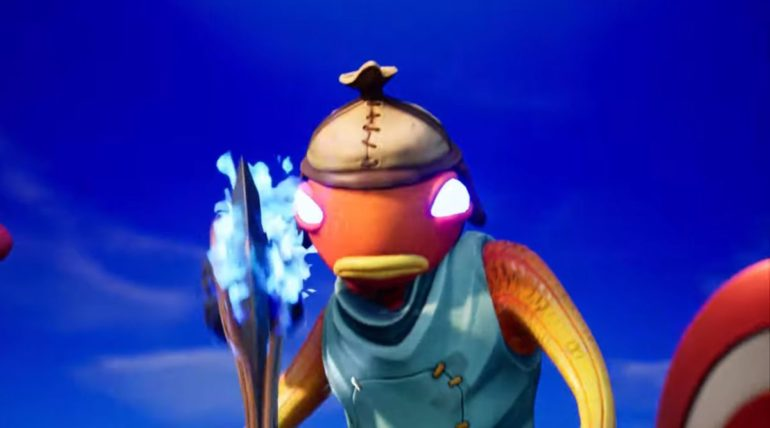 Fishstick Fortnite