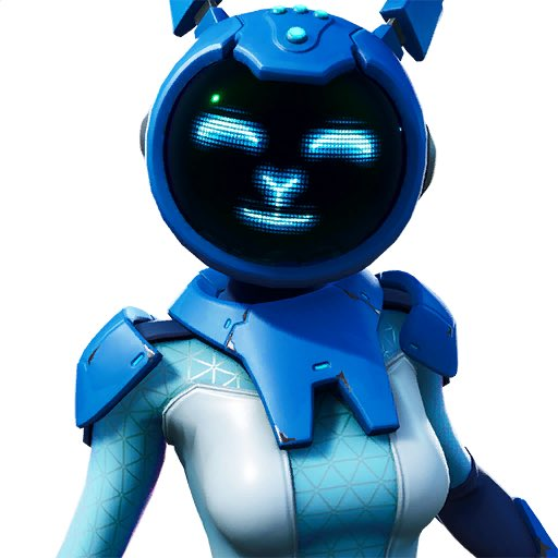 Fortnite Space Bunny 1