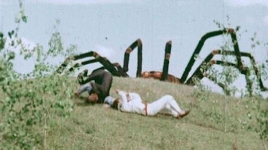 Giant Spider Invasion (1975)