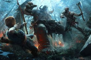 God of War: Best PS4 Action Games