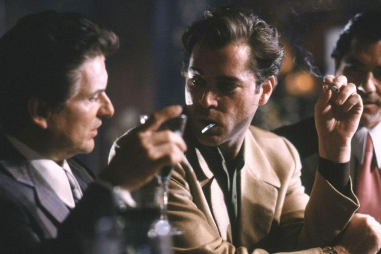 Goodfellas movie best gangster movies