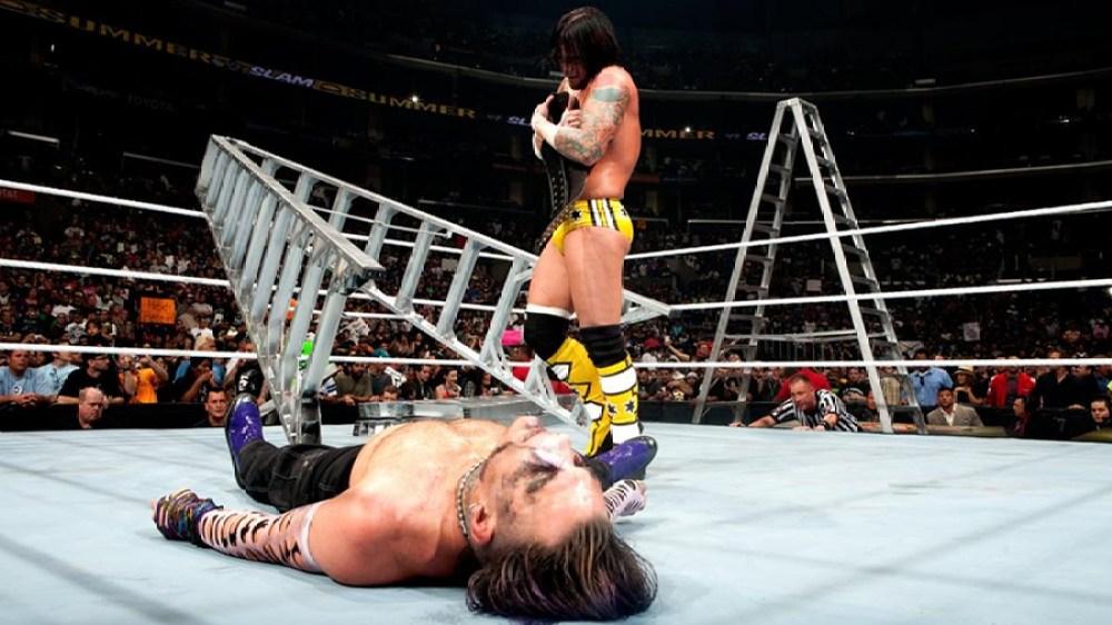 Jeff Hardy vs. CM Punk - Summerslam 2009