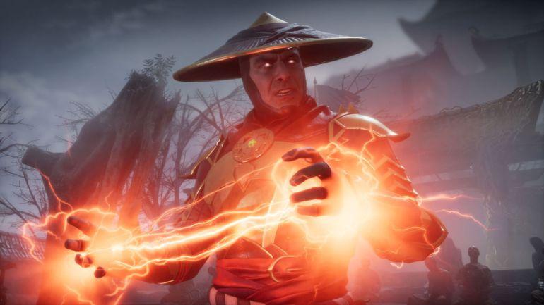 Mortal Kombat 11 roster 1