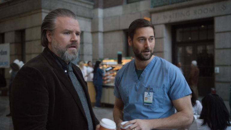 new amsterdam five miles west ryan eggold
