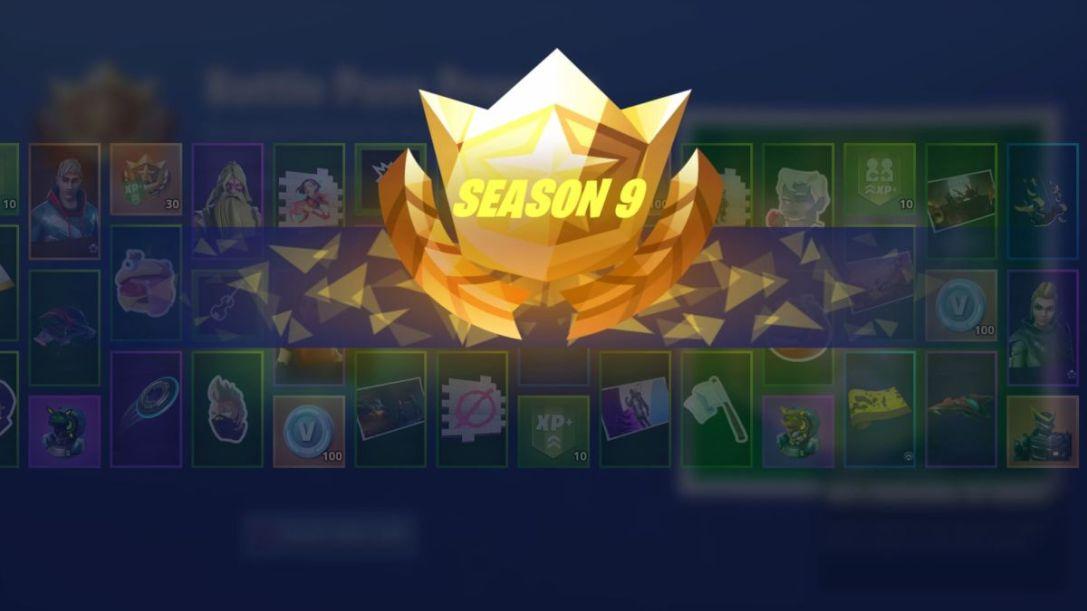 Fortnite Season 9 Battle Pass Skins Tier 100   Fortnite Free