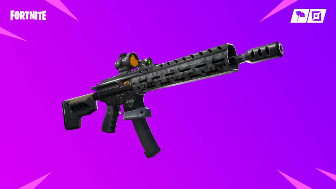 Fortnite Tactical Assault Rifle 1